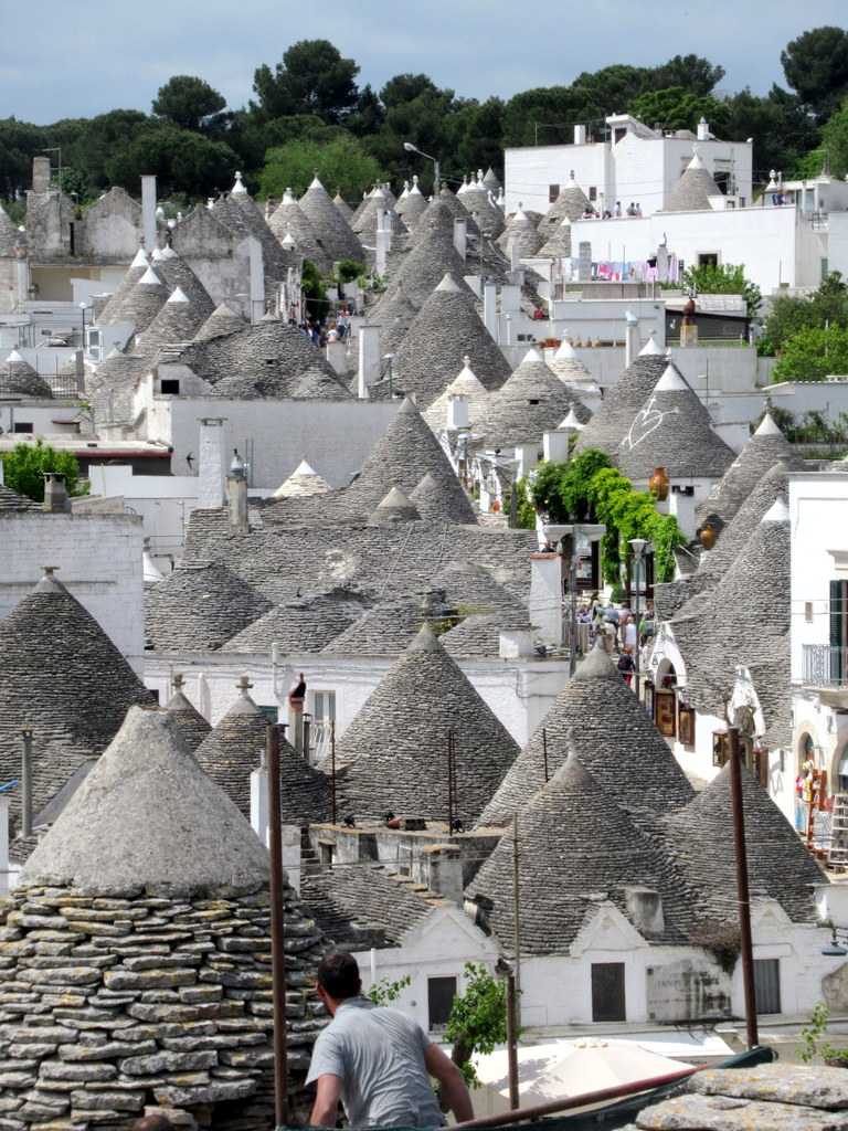 The Trulli of Matera